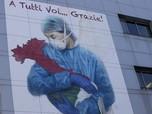 Kabar Baik, WHO: Ada Tanda Kasus COVID-19 di Eropa Menurun