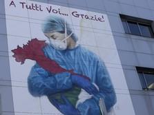 Kematian Akibat Corona 11 Ribu, Italia Perpanjang Lockdown