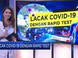 Lacak Covid-19 Dengan Rapid Test