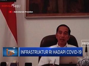 Infrastruktur RI Hadapi Covid-19