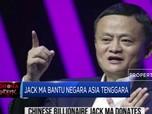 Jack Ma Bantu Perlengkapan Medis untuk 4 Negara Asia Tenggara
