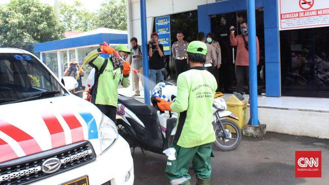 Imbas Corona, Layanan SIM Polda Metro Jaya Ditutup Sementara