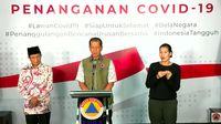 Kapan Puncak Covid-19 di Indonesia? Ini Penjelasan Bos BNPB