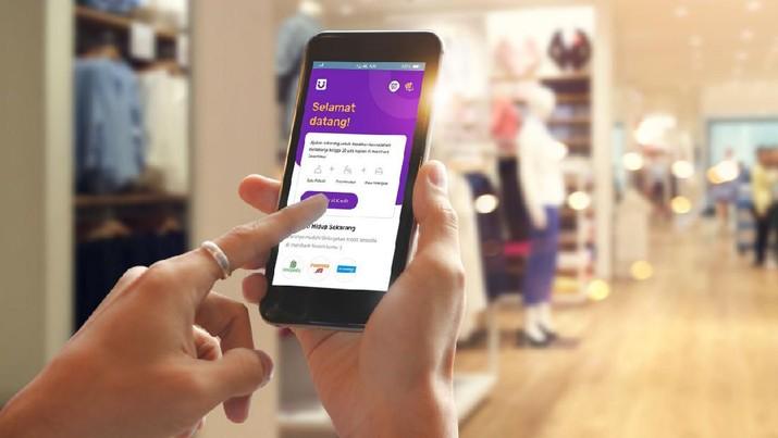 PT Bank Rakyat Indonesia (Persero) Tbk yang memberikan kemudahan melalui CERIA untuk berbelanja online dari rumah. (Bank BRI)