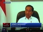 Jokowi Koreksi Target  Pertumbuhan Ekonomi