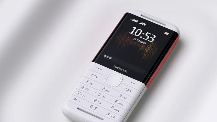 Perusahaan yang memproduksi ponsel Nokia, HMD Global akhirnya melahirkan kembali ponsel jadul Nokia 5310 XpressMusic yang pernah populer pada masanya.