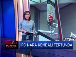 Karena Corona, IPO Nara Kembali Tertunda
