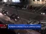 Saat Militer Italia Harus Bantu Evakuasi Jenazah Korban Coron