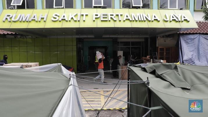 Intip RS Pertamina Jaya yang akan Tangani Pasien Covid-19