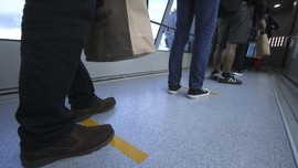 Warga Jerman Terancam Denda Rp8,9 Juta jika Tak Jaga Jarak