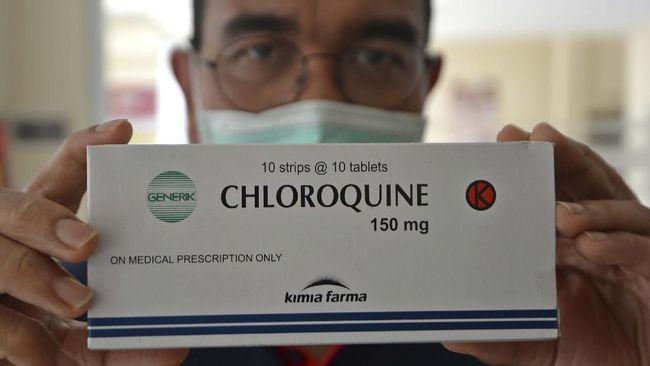 Efek Samping Obat Chloroquine dan Azithromyci untuk Corona