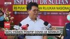 VIDEO: Satu Pasien Positif Covid-19 di RSPI Sembuh