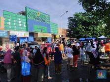 Operasi Pasar Cegah Panic Buying di Tengah Corona