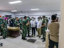 Kepercayaan Warga RI ke TNI Tertinggi, Presiden Nomor 2