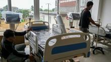 Wisma Atlet Rawat 454 Pasien, Kasus Positif Jadi 165 Orang
