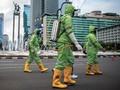 Polri Perintahkan Disinfektan Massal untuk Cegah Corona