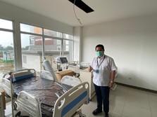 Pemeritah akan Buat RS Darurat Corona di Sejumlah Kota