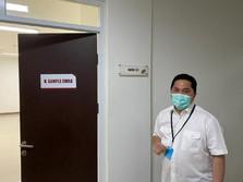 Lawan Corona, Erick Thohir Sudah Gelontorkan 4,7 Juta Masker