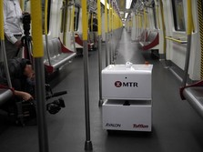 Deretan Robot Canggih yang Dilibatkan Untuk Perangi Corona