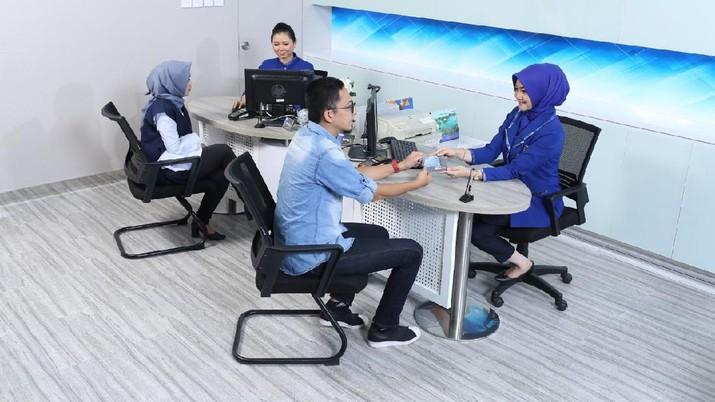 BRI terus berkomitmen untuk memberikan layanan perbankan prima bagi masyarakat Indonesia di tengah merebaknya Virus Corona.