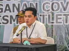 Wisma Atlet Jadi RS Corona: Erick Sebut Itu Terobosan Jokowi!