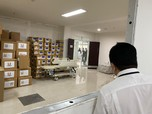Beroperasi Besok! Ini Penampakan RS Darurat Covid-19 Jakarta