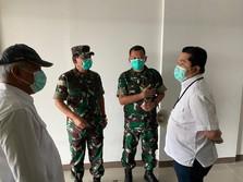 Dear Prajurit TNI! Ini Pesan Panglima TNI Saat Divaksin