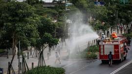 Berlebihan Guyur Disinfektan Bisa Bunuh Bakteri Baik