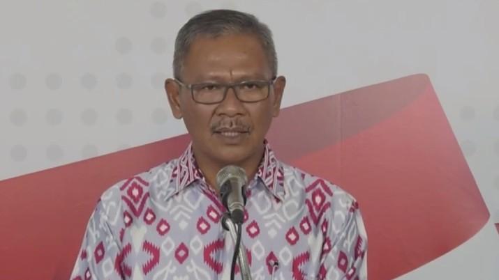 Juru Bicara Pemerintah untuk Penanganan COVID-19 Achmad Yurianto mengatakan ada penambahan 109 kasus sehingga total kasus positif menjadi 1.155 kasus.