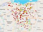 Waspada, Ini Daftar 30 RW Zona Merah Corona di Jakarta