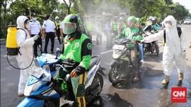 Bos Ojol Harap PSBB Tetap Izinkan Driver Bawa Penumpang