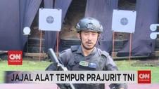 VIDEO: Jajal Alat Tempur Prajurit TNI