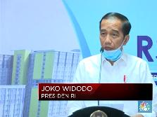RS Darurat Covid 19 Siap, Jokowi: Saya Berharap Tak Dipakai