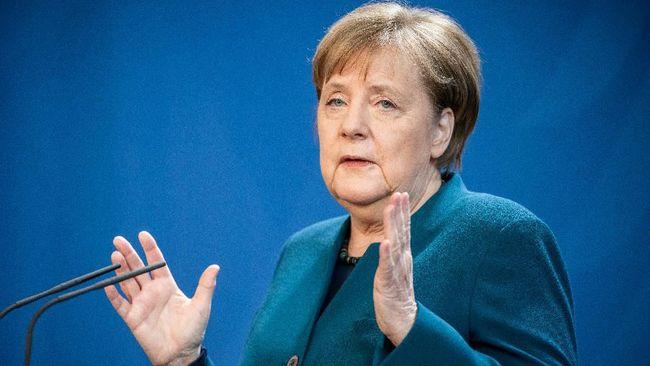 Tekan Corona, Jerman Larang Warga Kumpul Ketimbang Lockdown