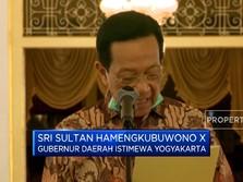 Yogyakarta Belum Terapkan Lockdown