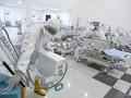 4 Hari Dibuka, RS Darurat Corona Wisma Atlet Rawat 208 Pasien