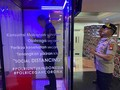 Cegah Corona, Polda Metro Pasang Tiga Bilik Disinfektan