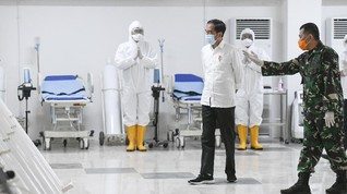 Risiko Utang Bengkak dari Paket Bantuan Rp405 T ala Jokowi