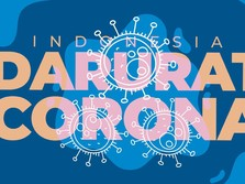 Update Corona 19 April 2020: Tambah 327, Total 6575 Kasus