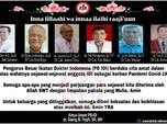 6 Dokter RI Gugur Saat Tangani Corona, Selamat Jalan Pahlawan