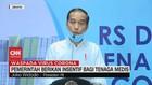 VIDEO: Jokowi Beri Insentif bagi Tenaga Medis Covid-19