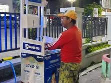 Lawan Corona, BRI Sebar Wastafel Portable di Sejumlah Kota