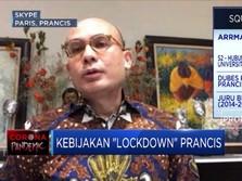 Prancis Lockdown, KBRI: Belum Ada WNI Yang Terinfeksi Corona