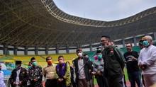 Rapid Test Corona Batal di GBLA, Pindah ke Jalak Harupat