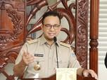 Kematian Corona di DKI 10%, Anies: Ini Sangat Mengkhawatirkan