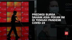 VIDEO: Prediksi Bursa Saham Asia di Tengah Pandemi Corona