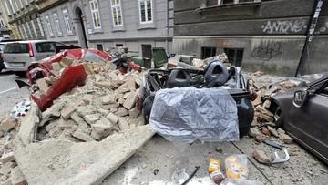 Sedang Lockdown Kota Zagreb Kroasia Diguncang Gempa M 5 3