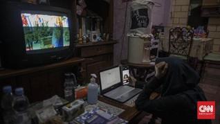 517 Ribu Pekerja di Jakarta Kerja dari Rumah Hari Ini