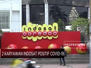 Karyawan Indosat Terinfeksi Covid-19