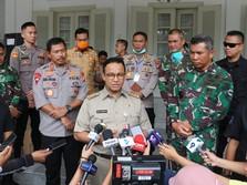 Anies Siapkan Segala Skenario, Termasuk Lockdown Jakarta